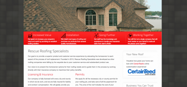 Rescue Roofing Specialists